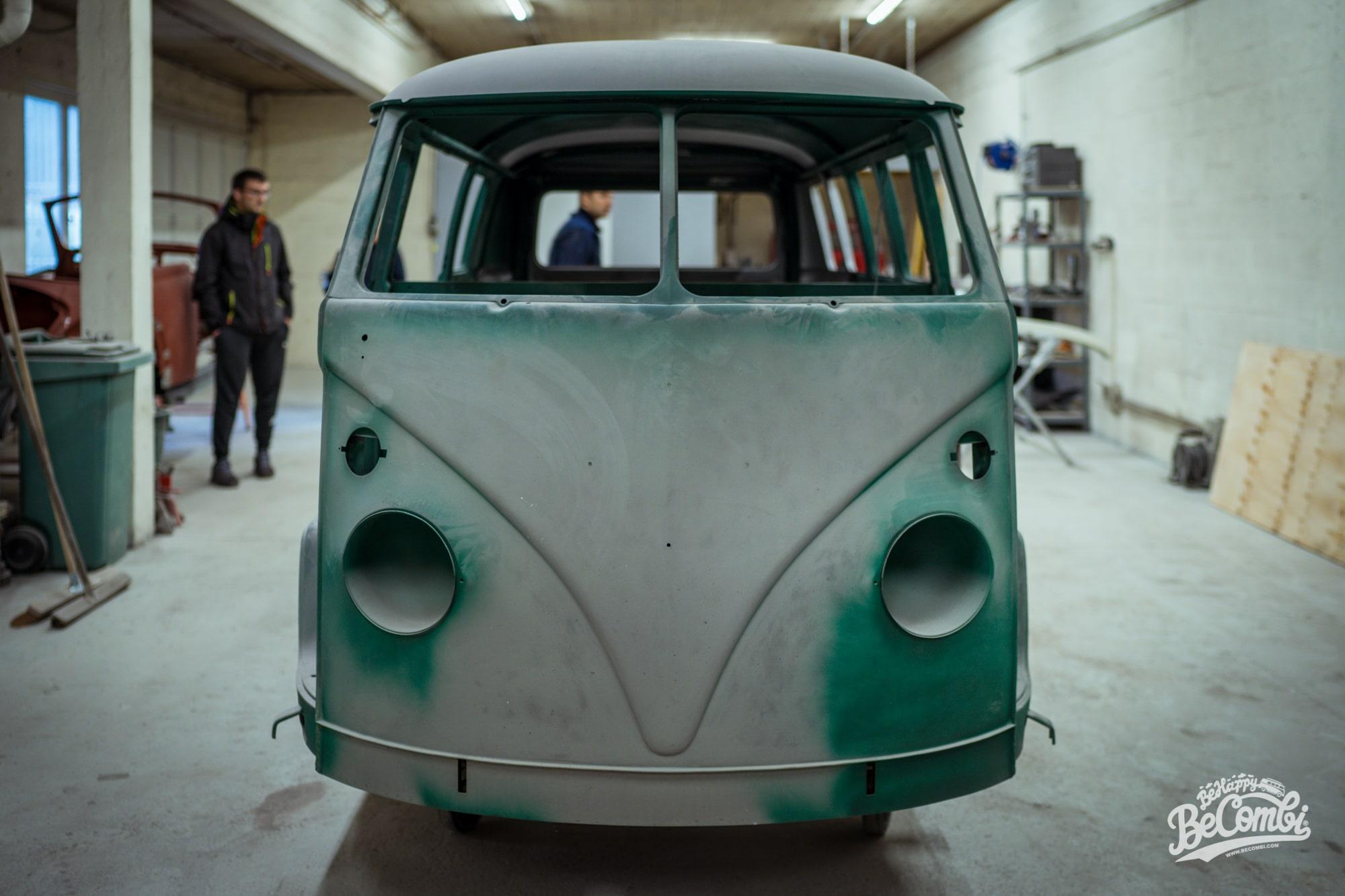 Carrosserie VW Split Rocky - BeCombi-1