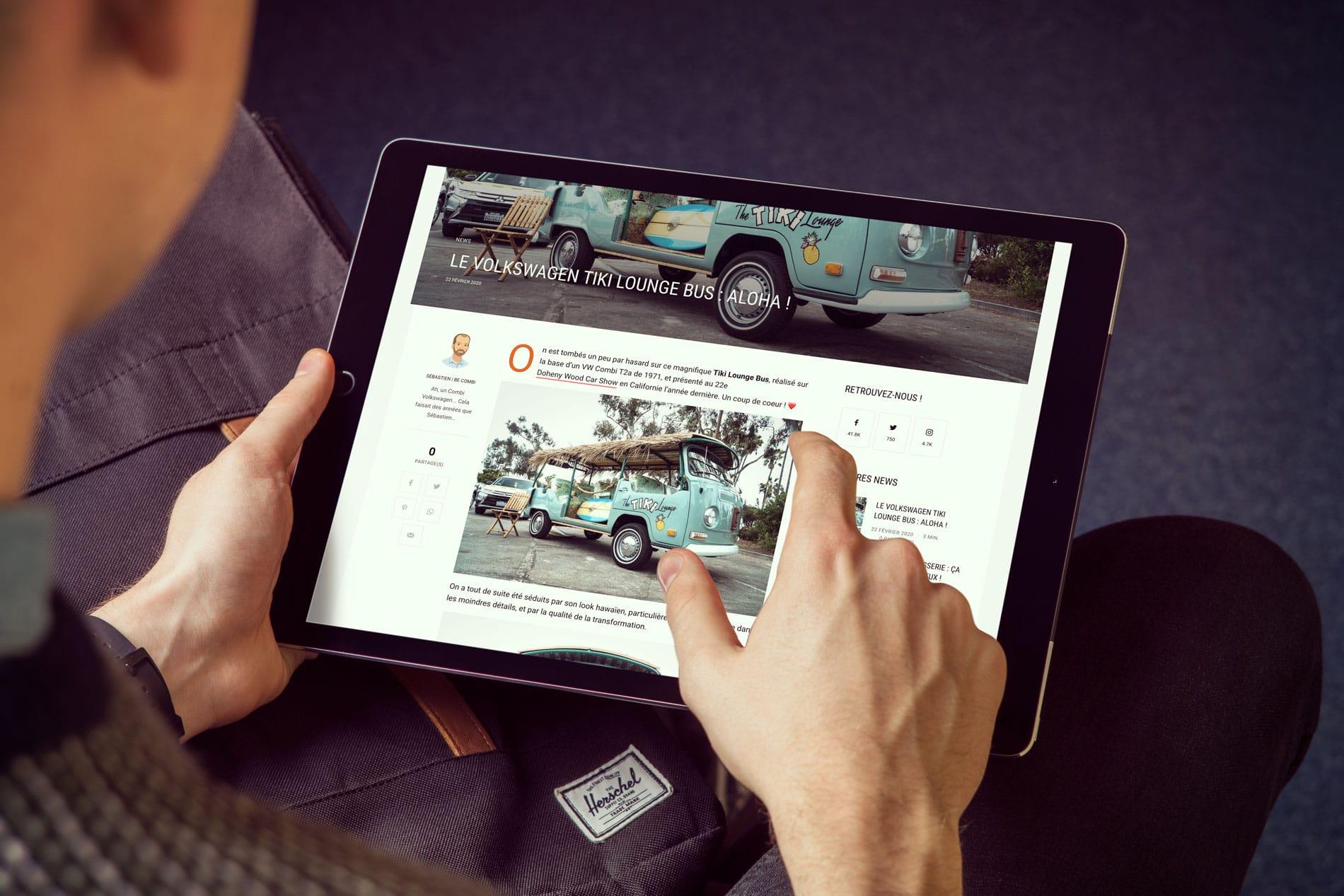 BeCombi New 2020 iPad Iphone 2