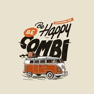 Be Happy ! Be (VW) Combi !