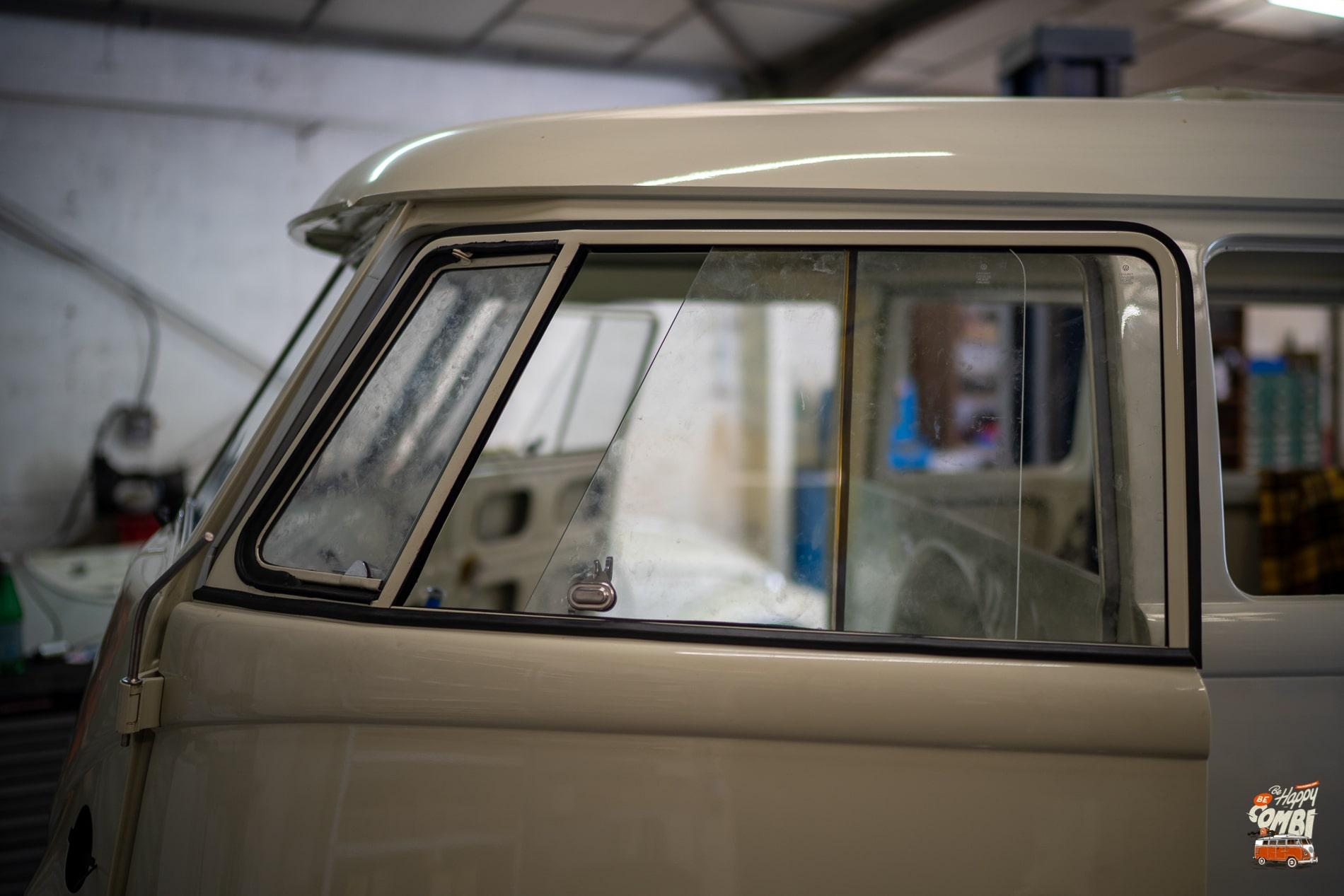 Fenêtres Cabine - VW Split Screen Bus - BeCombi