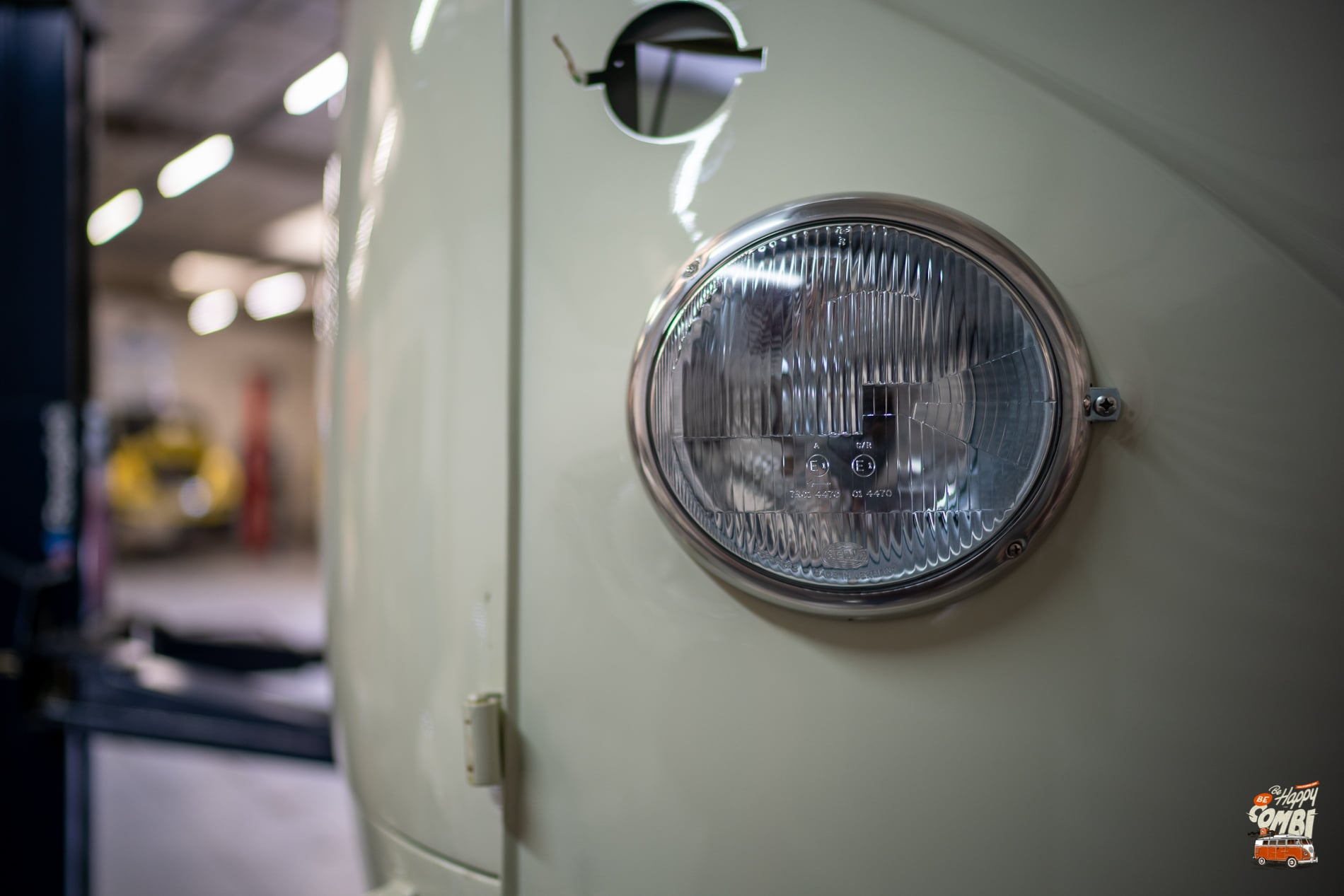Phare - VW Split Screen Bus - BeCombi