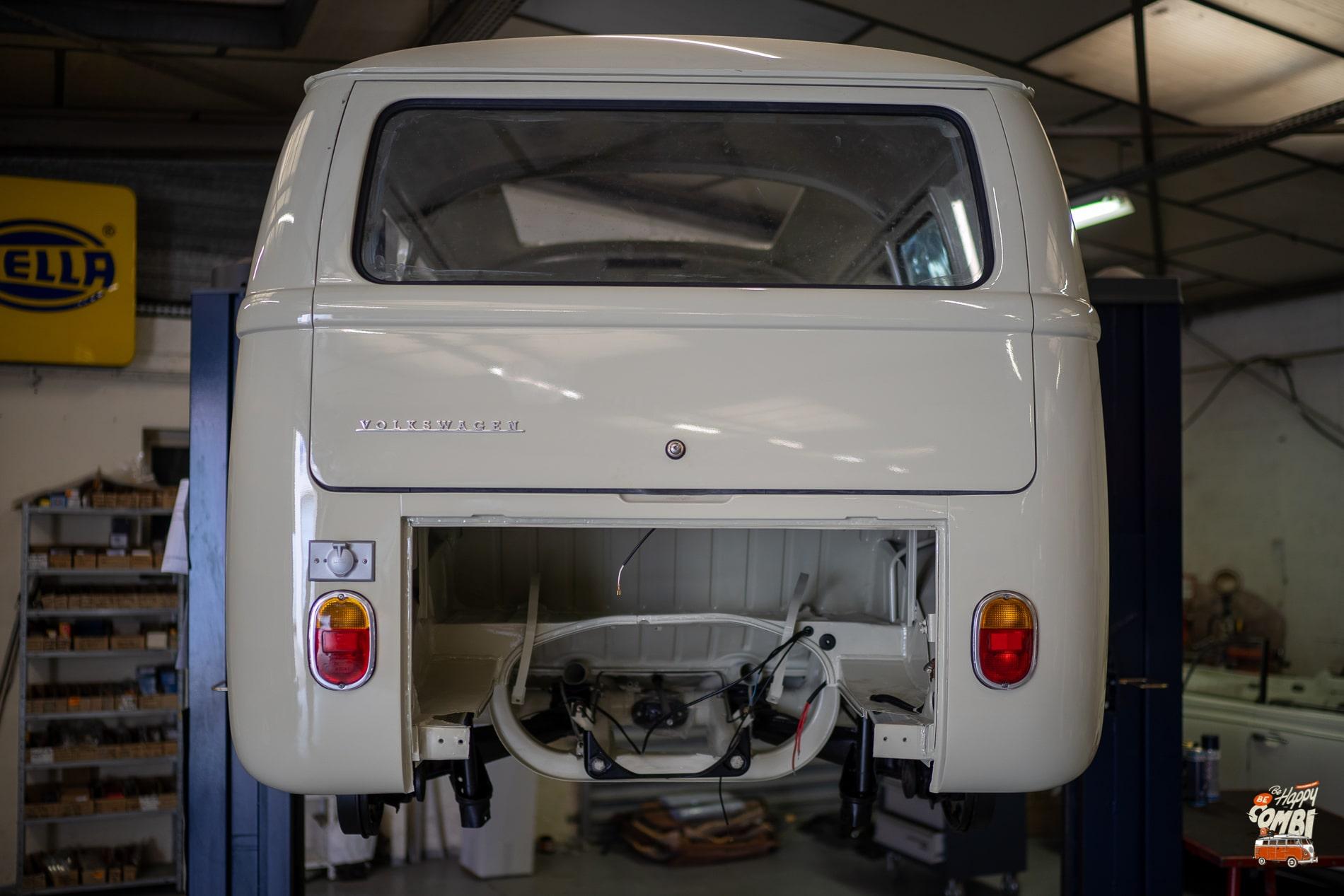 Feux arrière - VW Split Screen Bus - BeCombi