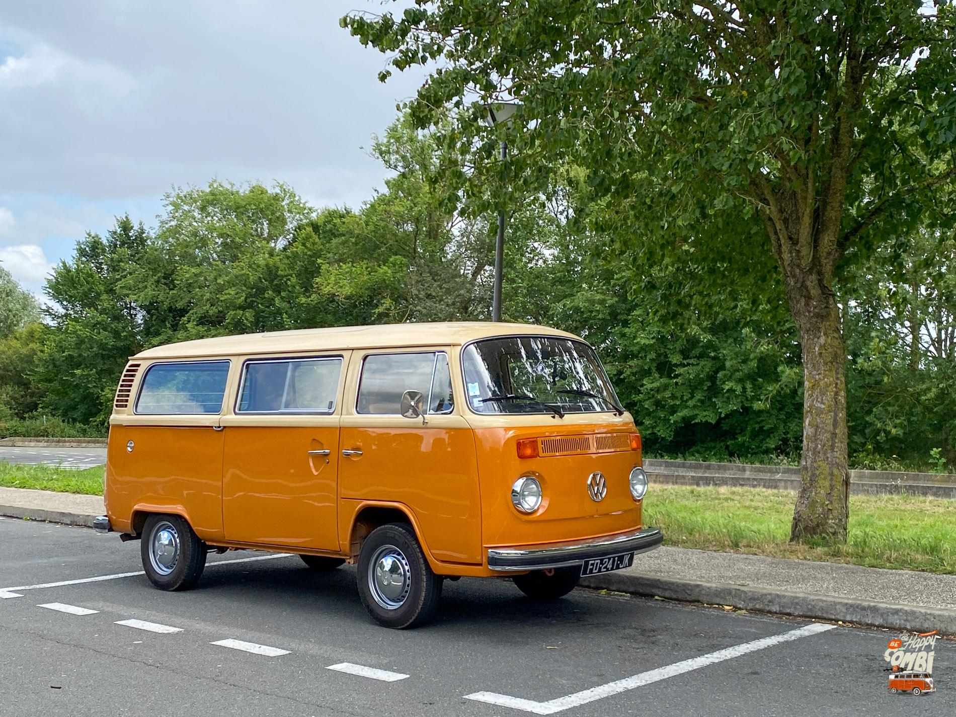 Baudouin - VW T2b de 1978 Garage Schmecko - BeCombi