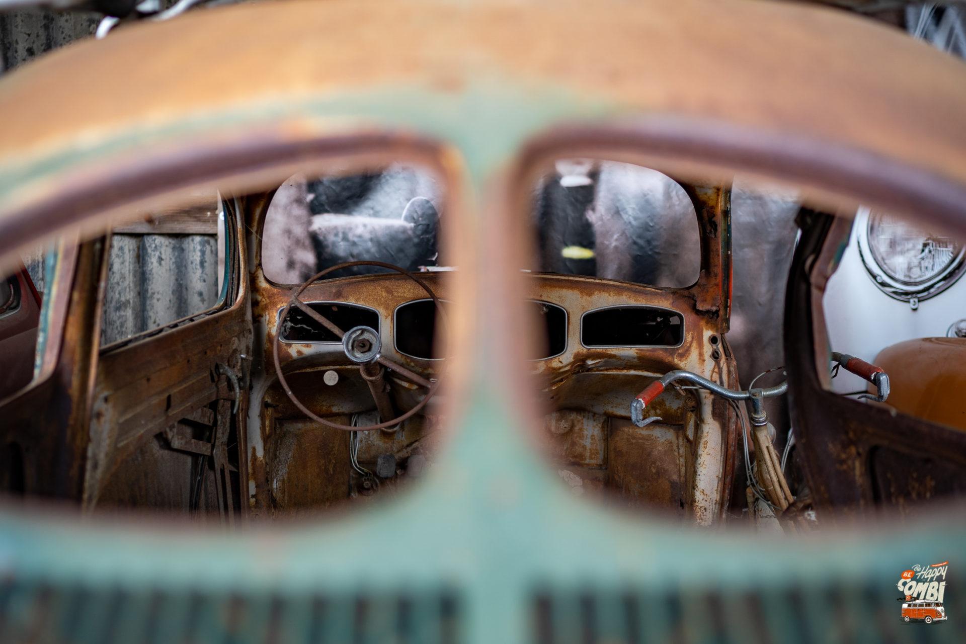 Visite chez Vintage Import 87 - BeCombi