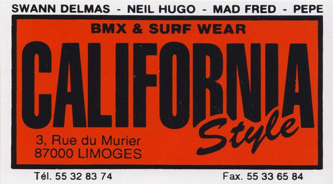 """California Style - le shop de BMW de Bruno """"Pépé"""" Peyrichoux"""