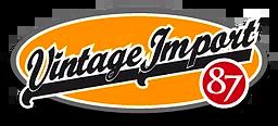 vintage import 87 logo