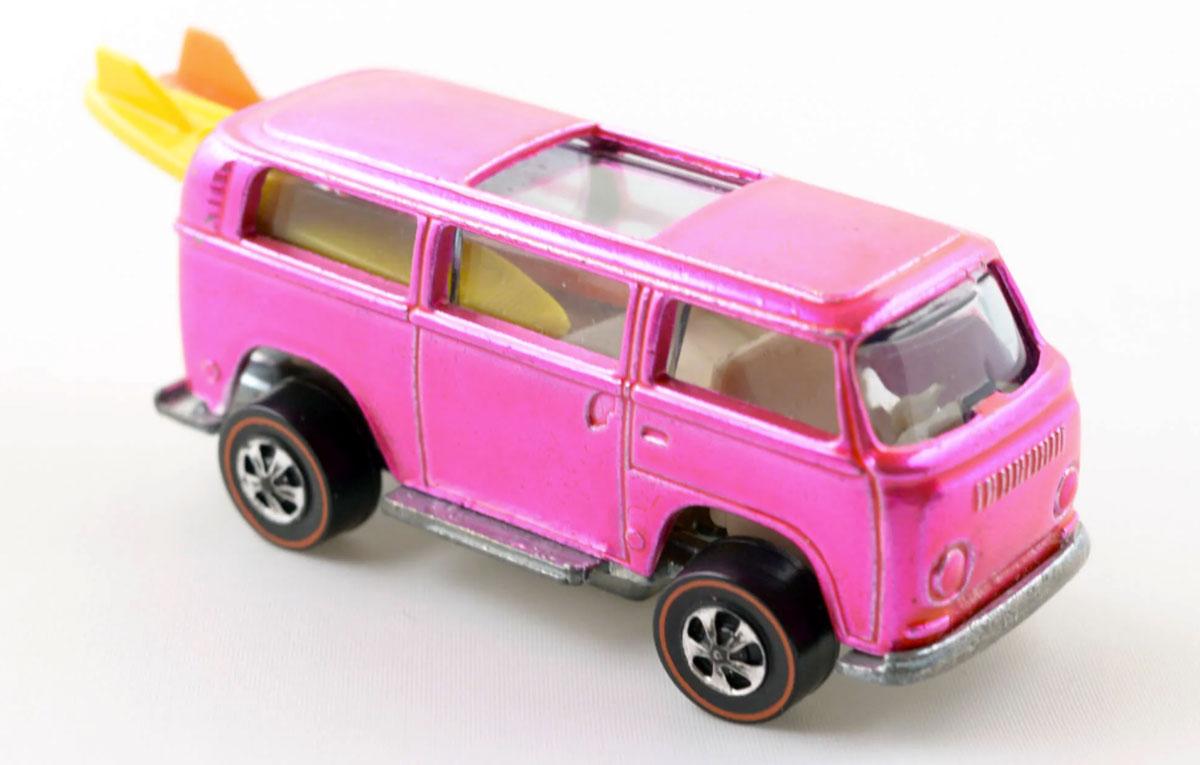 Volkswagen Beach Bomb Hot Wheels - BeCombi