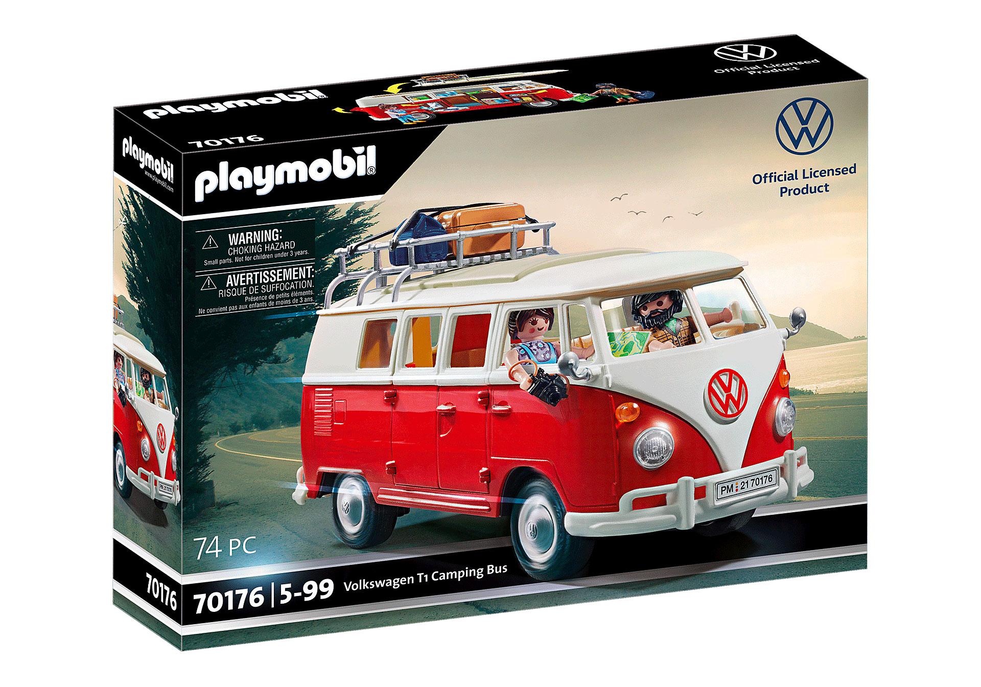 Playmobil VW Combi T1 - BeCombi