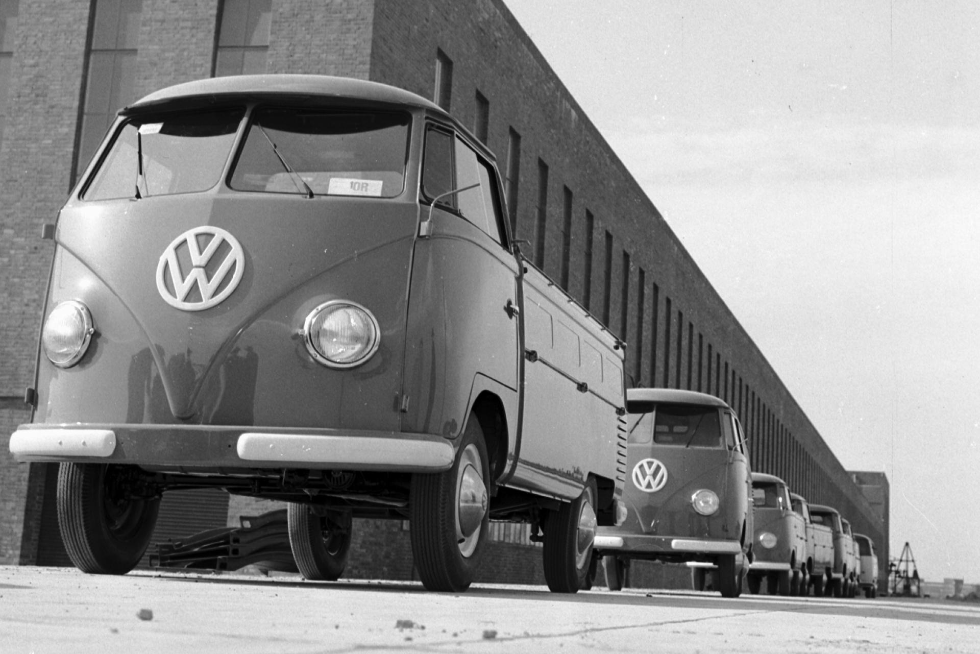 VW Bulli Hanovre BeCombi 1