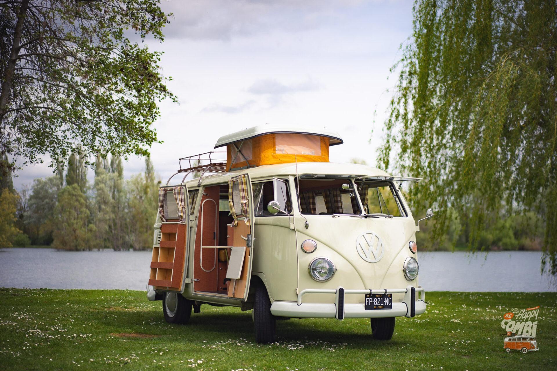 Rocky - Volkswagen Westfalia T1 Camper 1966 - BeCombi