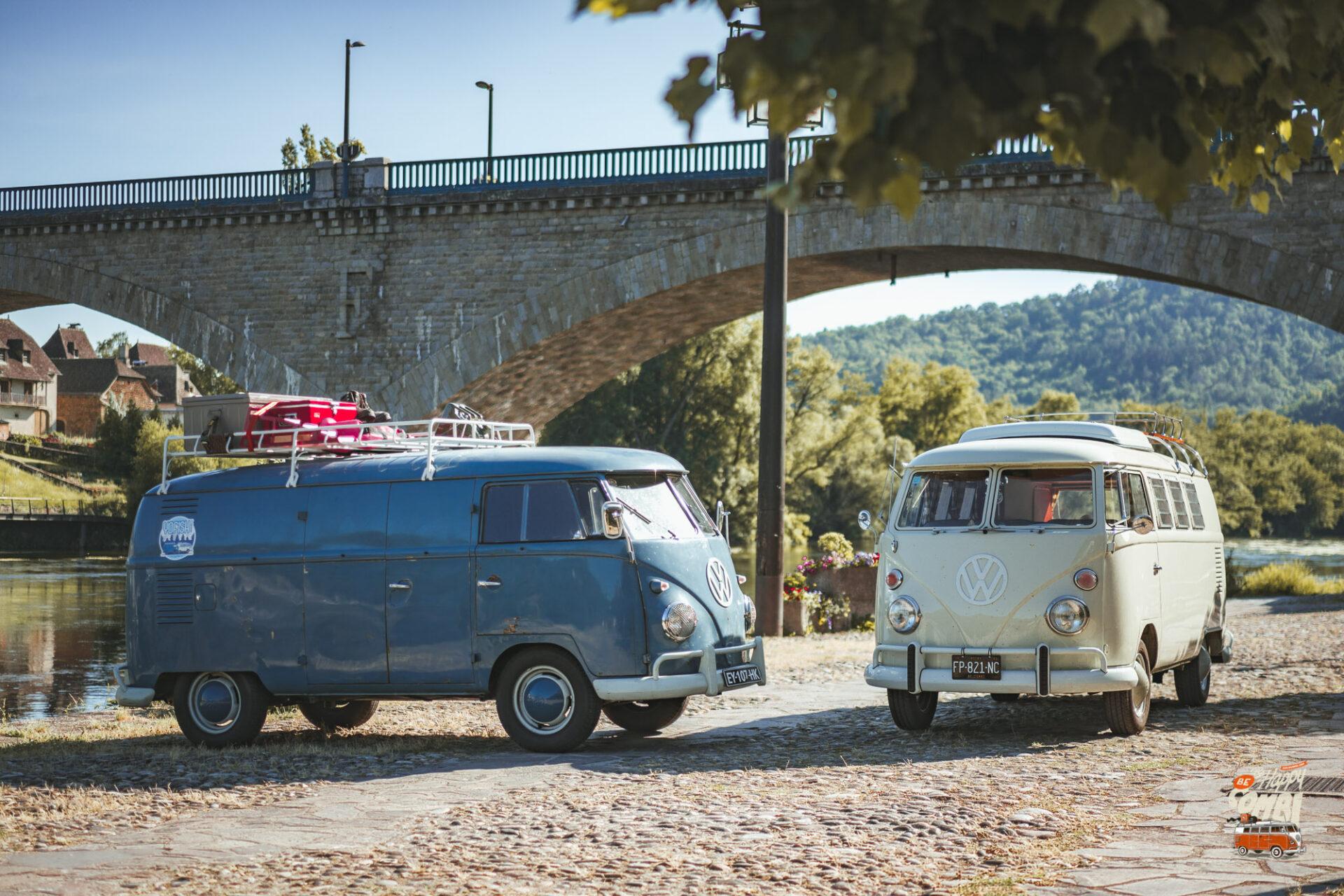 Pause à Argentat sur Dordogne (19) - BeCombi