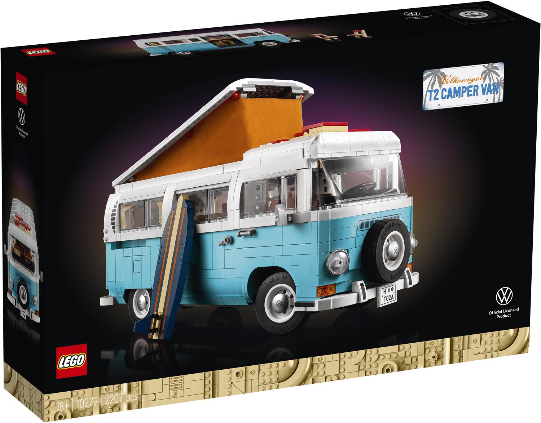 Lego T2 Campervan BeCombi 11