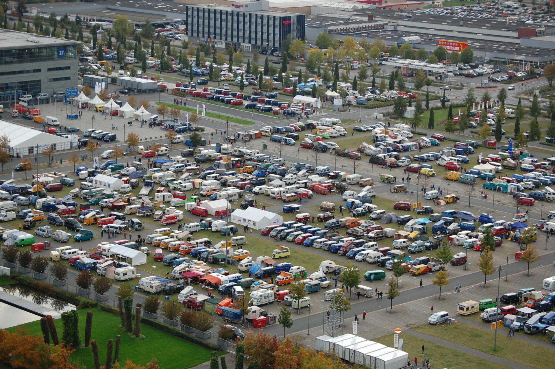 VW Bus Festival 2022 | BeCombi